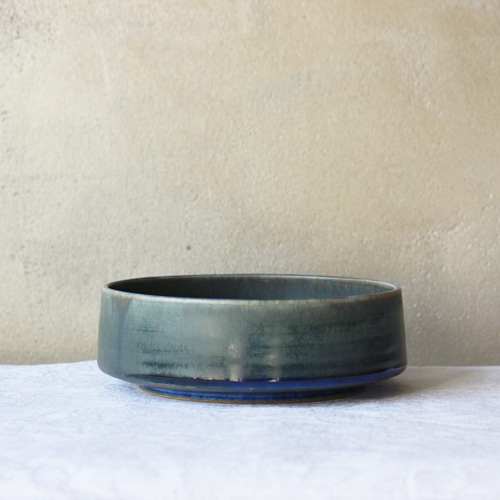 T bowl - blue [sold out]