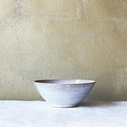 side bowl Ⅱ - pearl white [sold put]