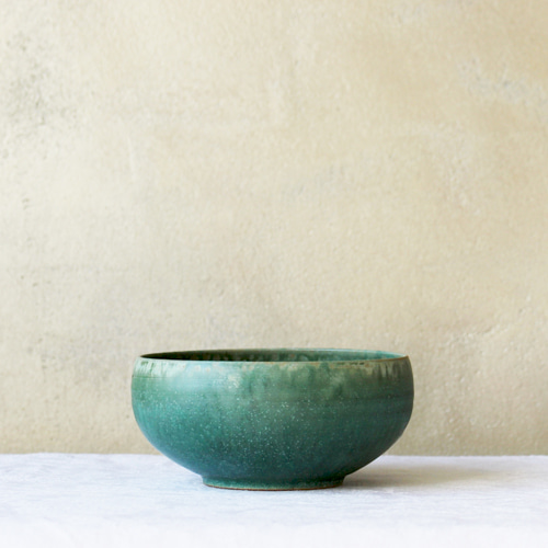 noodle bowl (S) - pearl green [sold out]