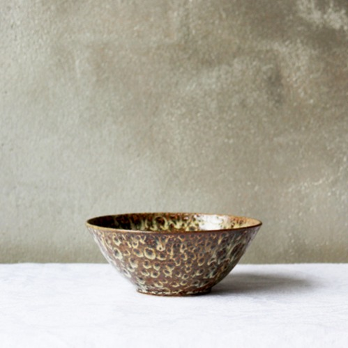 side bowl Ⅱ - melting brown
