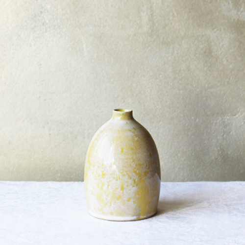mini vase - lemon [sold out]