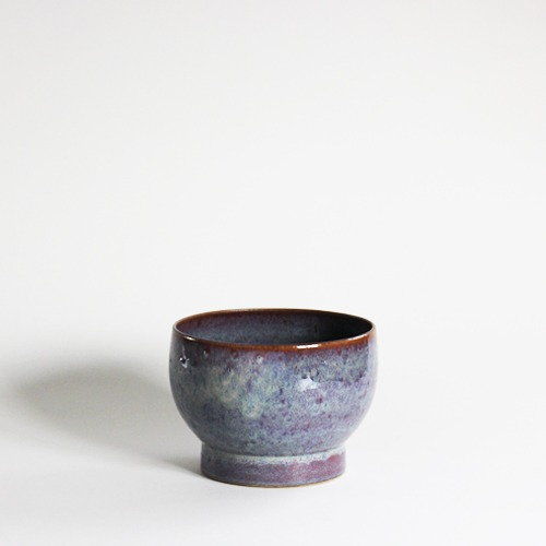 high C bowl - purple