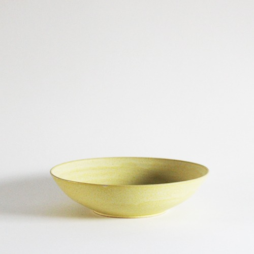 bowl (21.6cm) - lemon [sold out]
