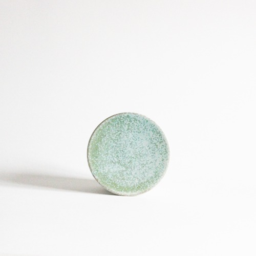 plate (11.7cm) - mint [sold out]