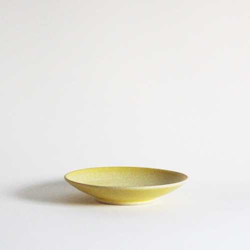 plate (15.6cm) - lemon [sold out]