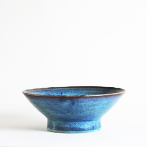 nest bowl (22cm) - ocean blue [sold out]
